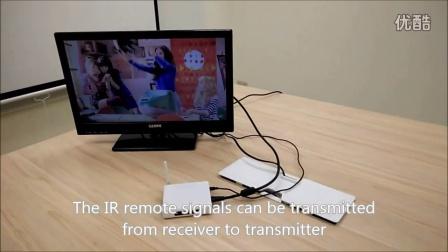 Wireless HD AV Sender Turnkey Solution