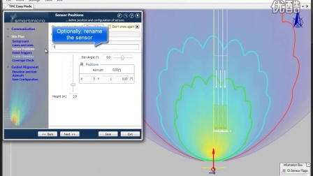 smartmicro  Software 05 Sensor Position
