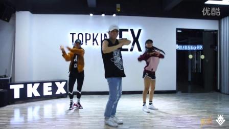 TOPKING workshop BAEK  编舞 BIGBANG - BIGBANG