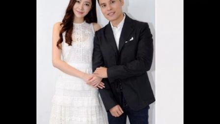 熊黛林晒与郭可颂合影 宣布:我们结婚了
