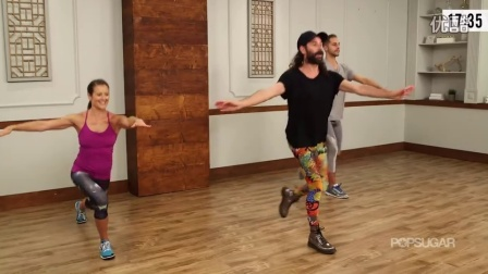 Burn Calories With This Dance Party Workout _ Class FitS