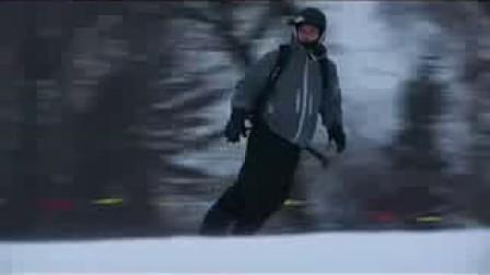 奥迪大片:《驭冰雪●越风尚》2009亚布力风雪节