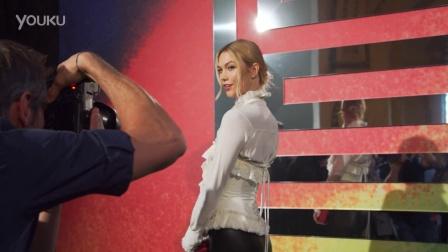 SHIATZY CHEN 2017SS Fashion show Karlie Kloss