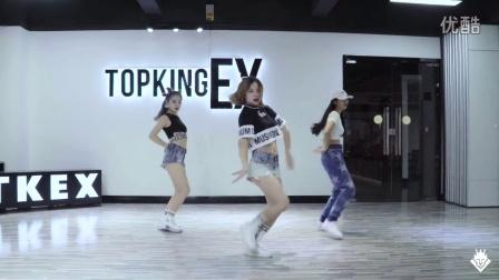 """重庆TOPKING明星导师菲菲带来韩舞-""""WHISTLE """""""