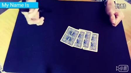 魔术表演 教父扑克系列