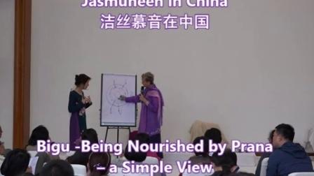 辟谷——普拉纳滋养——简单观点 Bigu - a Simple View - Jasmuheen