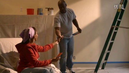装修房子的夫妻1