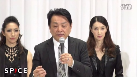 『エリザベート TAKARAZUKA20周年 スペシャル・ガラコンサート』制作発表より 演出家2