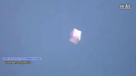 2016年11月3日墨西哥上空巨大立方体UFO
