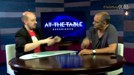 2015墨菲讲座 At the Table Live Lecture starring Woody Aragon