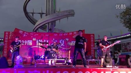 嫩江2016黑羽乐队演唱会