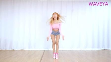 TWICEOOH-AHH美女热舞 舞蹈 广场舞(Like OOH-AHH) cover dance WAVEYA MiU