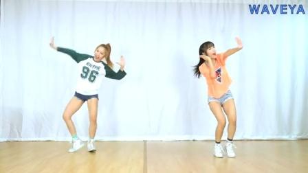 WAVEYA _ GOT7 美女热舞 舞蹈 广场舞 Just Right cover dance