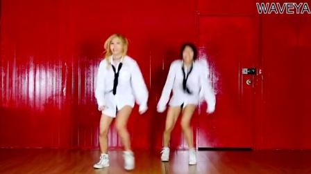 WAVEYA _ BTS (美女热舞 舞蹈 广场舞 )  Boy In Luv _ cover dance  full ver