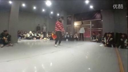 怀化学院街舞协会New Step Crew  2016年10月队员考核 JAZZ HIPHOP KPOP