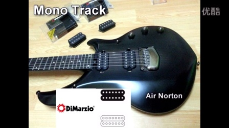 Dimarzio Comparison - Steve's Special & Air Norton VS Illuminator set