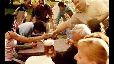 Kozel Long Table 2009 England TV Commercial