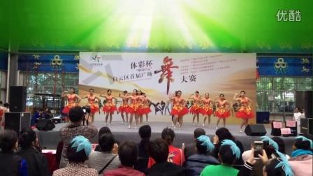 广州5十1广场舞  大时代(白云区体彩杯)