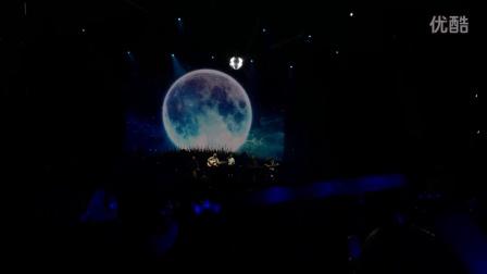 好妹妹乐队自在如风杭州演唱会《我说今晚月光那么美,你说是的》