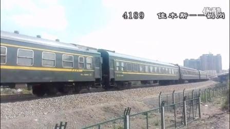绥佳线374道口拍车实录2016.9.3
