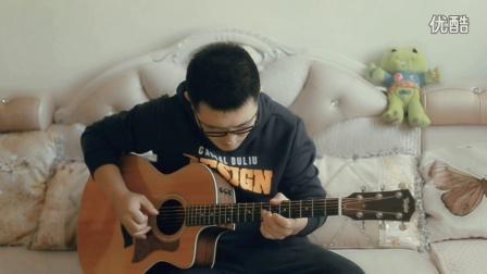 鸡西吉他:翻弹《ナユタ》