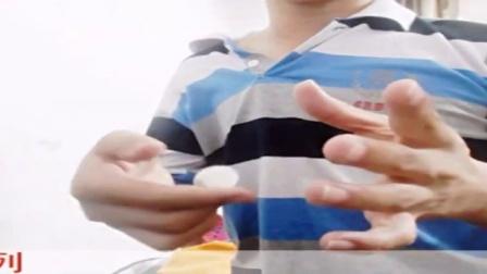魔术教学 妄想硬币