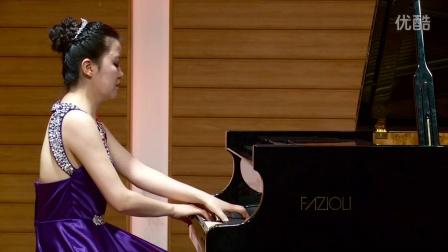 Ravel  Gaspard  de nuit——GaoChao