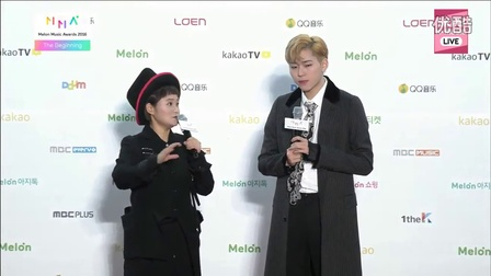 [Red Carpet] 161119 ZICO (지코) MelOn Music Awards
