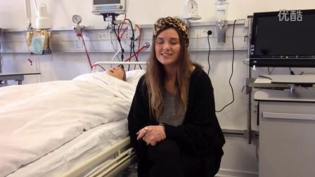 Georgia Sing is an exchange student at VIA Nursing in Denmark