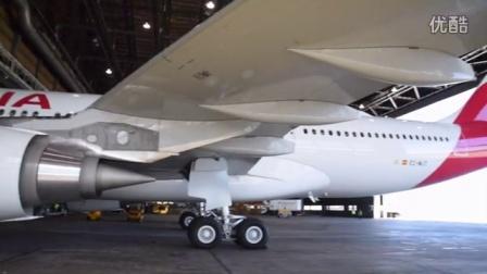 西班牙伊比利亚航空在上海直飞马德里的航线中投入使用了空客A330-200机型