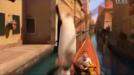 动画版碟中谍,四只企鹅大闹威尼斯