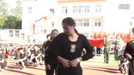 2016葫芦岛市实验高中运动会