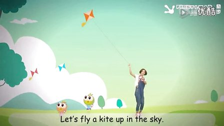 儿童英语 会跳舞的字母——《Letter K Song》_标清