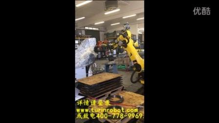 图灵机器人重负载齿轮上下料