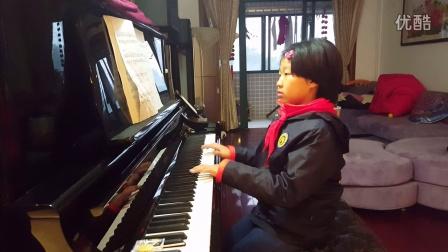 《上海音乐家协会钢琴考级七级练习曲》20161130_164027
