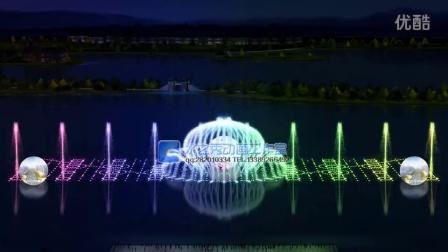 喷泉动画-水之秀