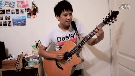 祝你生日快樂 (極簡版!) (彈唱教學影片)