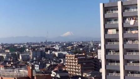 [直播回放]每天起床就可以看到富士山