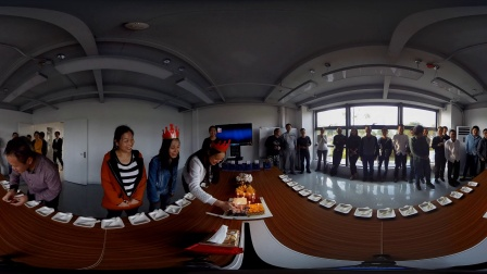 Birthday Party of Z CAM