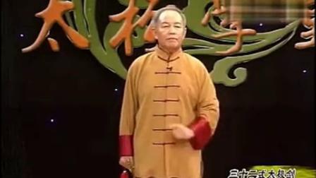 陈家沟太极拳陈辉_世界太极拳冠军_太极拳教程陈正雷