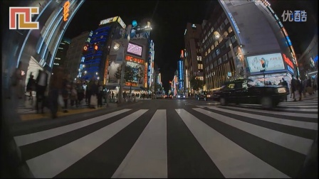 NVP2630_HDR_Night Scene in Shinjuku