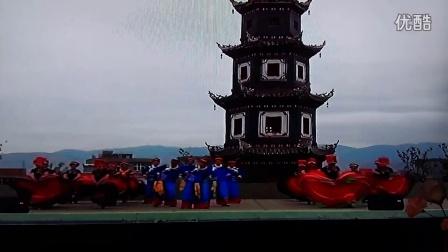 凉山彝族舞蹈《七月火把节》西昌市常乐艺术团