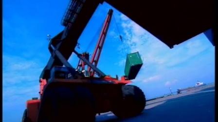 fdc0430码头装卸集装箱02