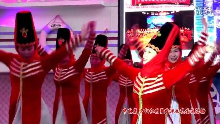 """""""中国美·夕阳红""""团聚港澳国际文化艺术交流演出《热情之火》"""