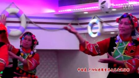 """""""中国美·夕阳红""""团聚港澳国际文化艺术交流演出《远方的客人请你留下来》"""