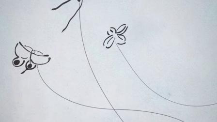 扬州漫观宣传小视频-筝