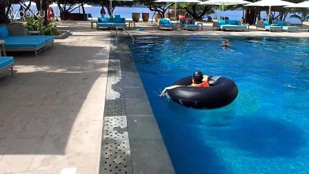 club paradise 老妈游泳圈2