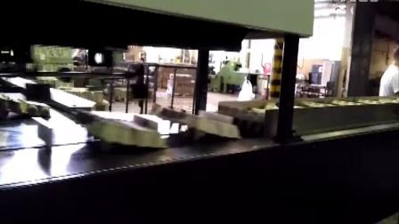 必硕科技纸浆模塑全自动蛋盒热压线