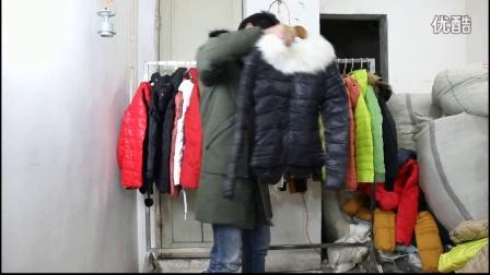 尾源网857期28元女装棉衣批发30件