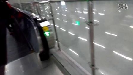 深圳地铁车公庙站7/9号线换乘11号线